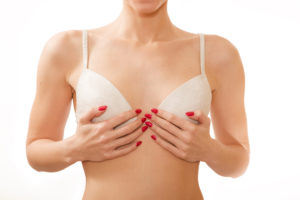 Small d breast implants